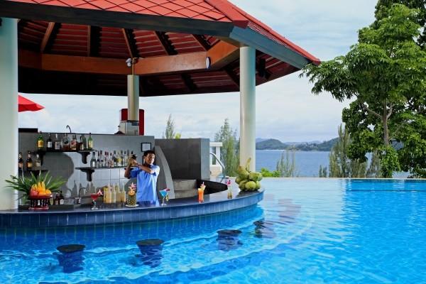 Bar - Combiné hôtels - 2 îles : Koh Yao & Phuket 4* Bangkok Thailande