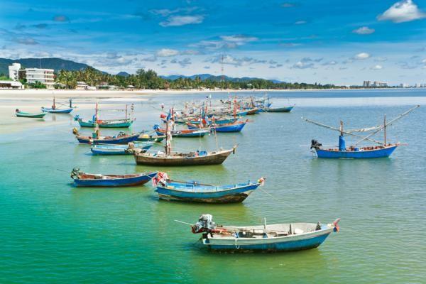 Bateau - Combiné hôtels FRAM Bangkok et plage de Hua Hin 4* Bangkok Thailande