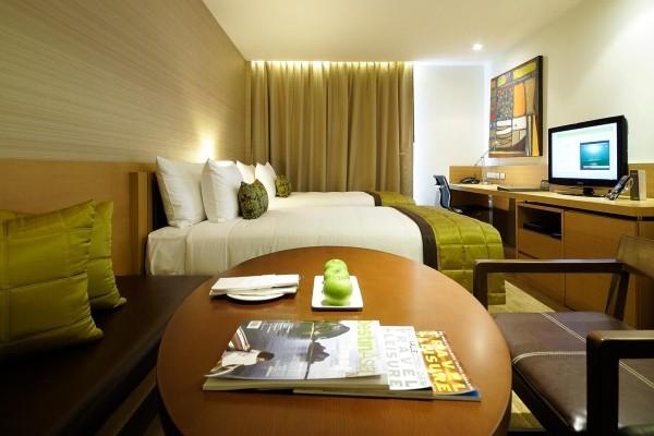 Chambre - Combiné hôtels - Anantara Bangkok & Kappa Club Phuket 5* Bangkok Thailande