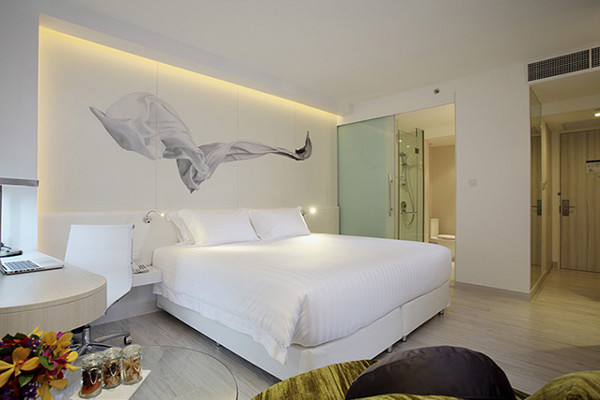 Chambre - Combiné hôtels Bangkok & Khao Lak 4* Bangkok Thailande