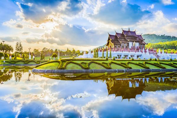 Séjour Thailande - Circuit Trésors du Siam et Farniente à Koh Samui au Samui Palm Beach