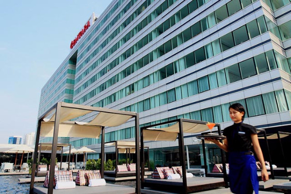 Facade - Combiné hôtels - Bangkok & Phuket 4* Bangkok Thailande