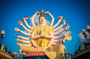 Thailande-Bangkok, Combiné hôtels - Court séjour Bangkok & Koh Samui au Am Samui Palace