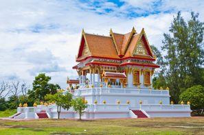 Séjour Thailande - Circuit Trésors du Siam 3* et Farniente à Phuket au Novotel Vintage 4*