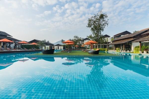 Piscine - Combiné hôtels - 2 îles : Koh Samui & Koh Phangan 4* Bangkok Thailande