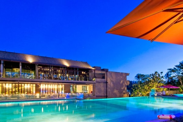 Piscine - Combiné hôtels - Anantara Bangkok & Kappa Club Phuket 5* Bangkok Thailande