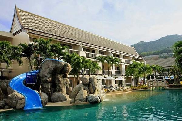 Piscine - Combiné hôtels - Bangkok & Phuket 4* Bangkok Thailande
