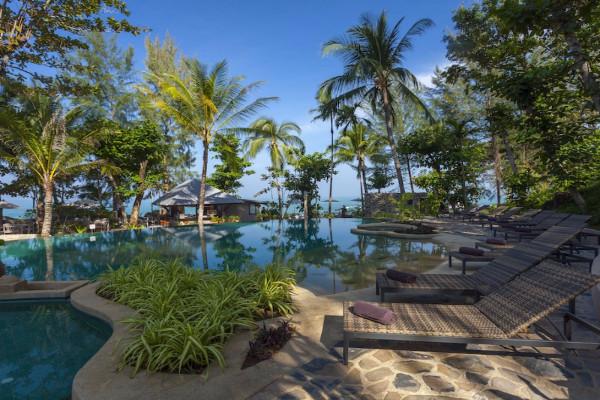 Piscine - Combiné hôtels Bangkok & Khao Lak 4* Bangkok Thailande