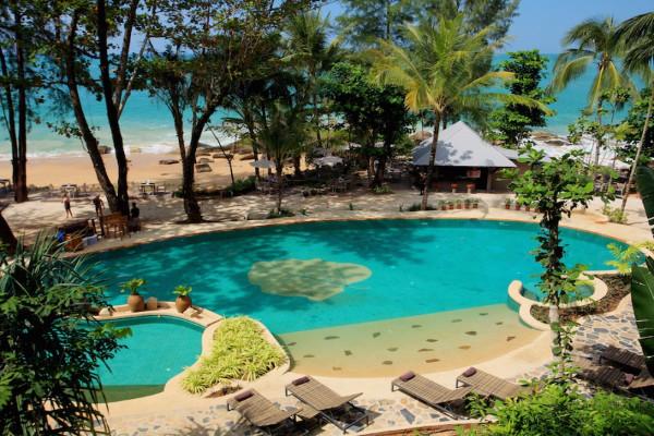 moracea piscine - Bangkok & Khao Lak