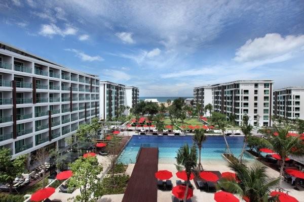 Piscine - Hôtel Bangkok aux plages de Hua Hin 4* Bangkok Thailande