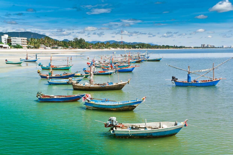 Plage - Combiné hôtels FRAM Bangkok et plage de Hua Hin 4* Bangkok Thailande