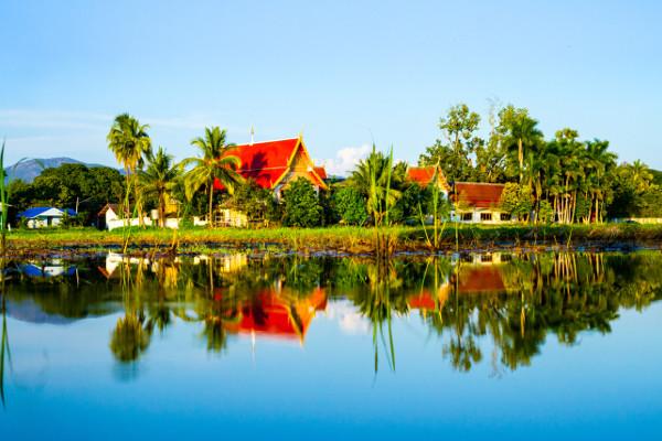 Monument - Circuit Trésors du Siam et farniente à Pattaya au Costa Well Pattaya 4* Bangkok Thailande