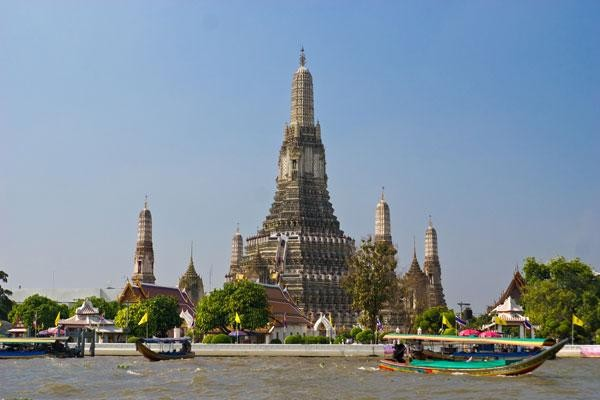 Monument - Combiné hôtels Bangkok et plage de Khao Lak (8 nuits) 4* Bangkok Thailande