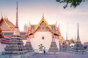 Vacances Bangkok: Combiné hôtels Bangkok et plage de Khao Lak (Framissima Kalima 5*)