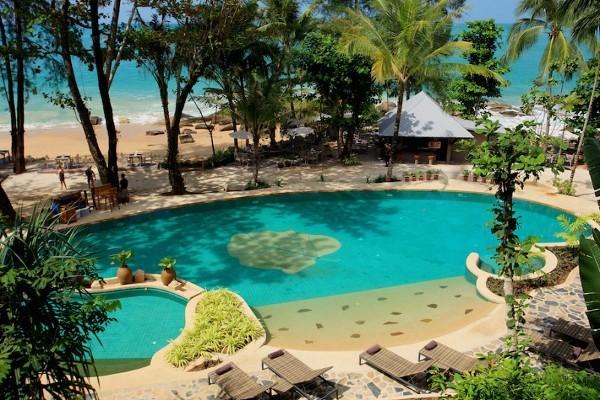 Piscine - Combiné hôtels Plages du Sud : de Khao Lak à Phuket 5* Phuket Thailande