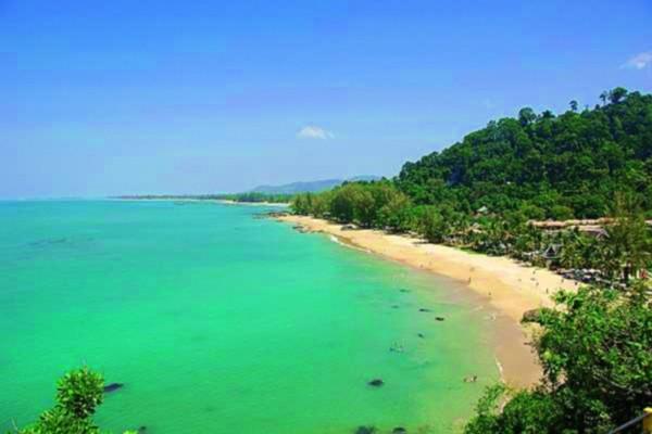Plage - Combiné hôtels Plages du Sud : de Khao Lak à Phuket 5* Phuket Thailande