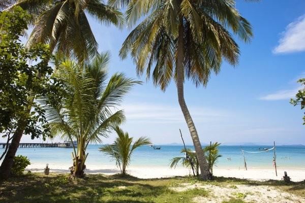 Plage - Combiné hôtels Plages et îles de Thaïlande 4* Phuket Thailande