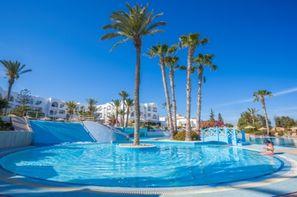 Tunisie-Djerba, Combiné circuit et hôtel Combiné aventure 4x4 + Seabel Aladin
