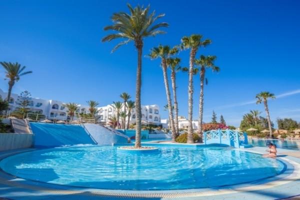 Piscine - Combiné circuit et hôtel Combiné aventure 4x4 + Seabel Aladin 3* Djerba Tunisie