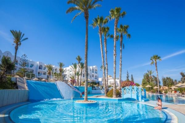Piscine - Combiné circuit et hôtel Combiné Splendeurs du Sud + Aladin 3* Djerba Tunisie