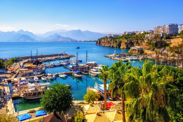 Nature - Combiné circuit et hôtel Cappadoce et séjour au Waterside Antalya Turquie