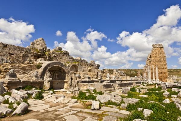 Monument - Combiné circuit et hôtel Cappadoce et séjour au Waterside Antalya Turquie