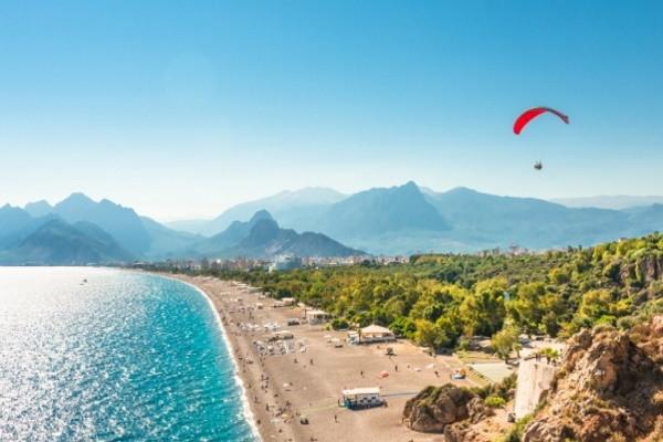 Plage - Combiné circuit et hôtel Cappadoce et séjour au Waterside Antalya Turquie
