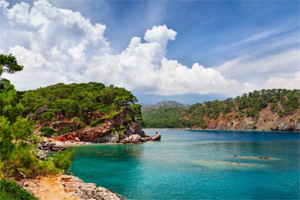 Nature - Combiné circuit et hôtel Des rives du Bosphore à la Méditerranée et séjour au Framissima Crystal Flora Beach Resort 5* Istanbul Turquie