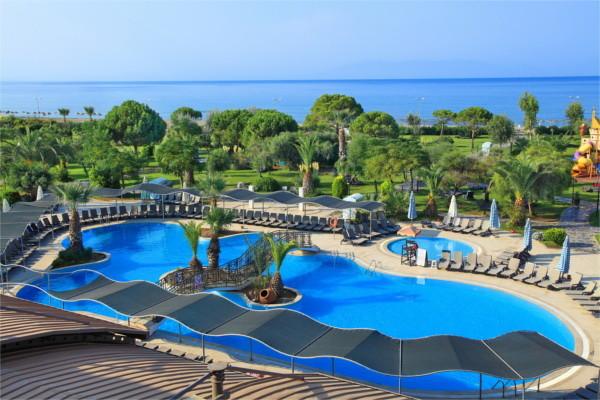 Piscine - Combiné circuit et hôtel Découverte de la Turquie et séjour au Mondi Club Yali Izmir Turquie