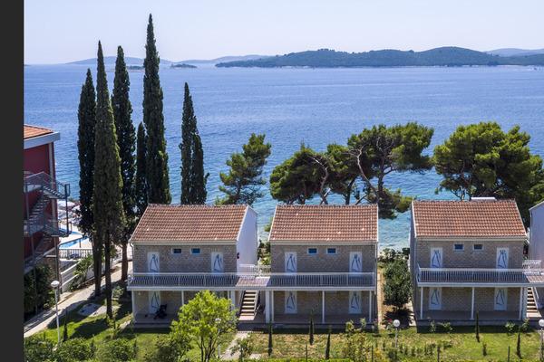 Facade - Villas Bellevue 4* Dubrovnik Croatie