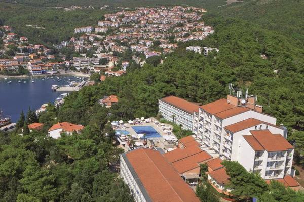 Facade - Allegro Sunny Hotel by Valamar 3* Porec Croatie