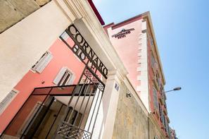 Croatie-Split, Hôtel Cornaro Hotel