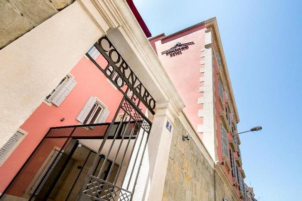 Facade - Cornaro Hotel 4* Split Croatie