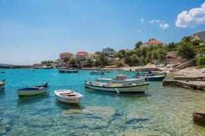 Croatie-Split, Hôtel Pansion Marjan