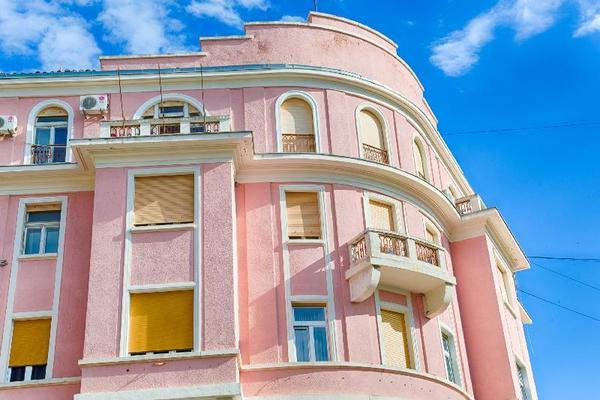 Facade - Starlight Luxury Rooms 4* Split Croatie