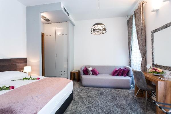 Chambre - Starlight Luxury Rooms 4* Split Croatie