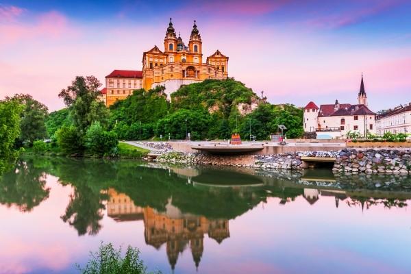 Ville - Croisière Croisière sur le Danube 4* Vienne Autriche