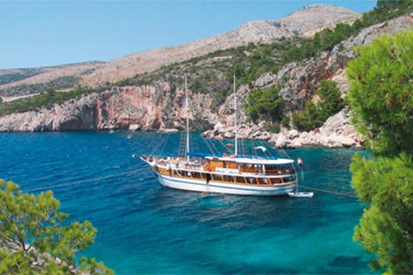 bateau - Au fil de l'Adriatique
