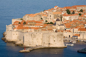 Croatie-Dubrovnik, Croisière Beautés des îles dalmates