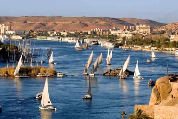 Ville - Croisière D'Assouan à Abydos Assouan Egypte