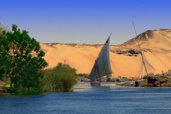 Photo - Rêverie sur le Nil sans les visites