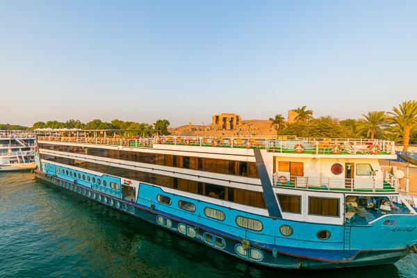 Bateau - Croisière Sur le Nil Avec Excursions 5* Louxor Egypte