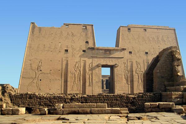 Monument - Croisière Splendeurs des pharaons Louxor Egypte