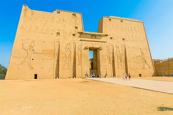 Monument - Croisière Sur le Nil Sans Excursions 5* Louxor Egypte