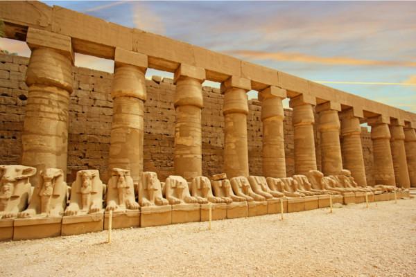 Monument - Croisière Indispensable Egypte Louxor Egypte
