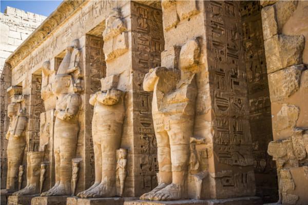 Monument - Croisière Sur le Nil Sans Excursions 4* Louxor Egypte