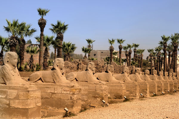 Monument - Croisière Paysages du Nil 5* Louxor Egypte