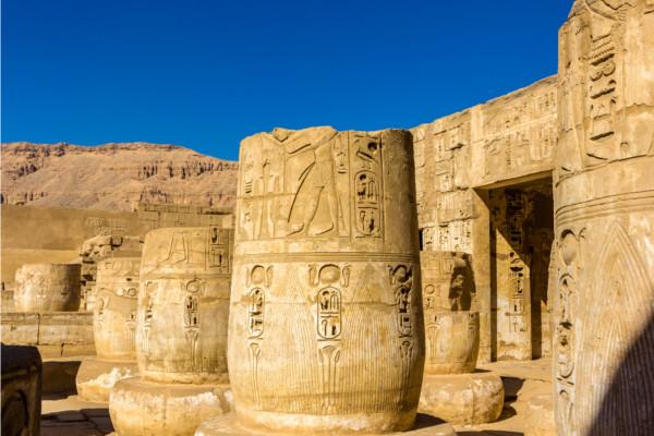 Monument - Croisière Immersion en Egypte Louxor Egypte