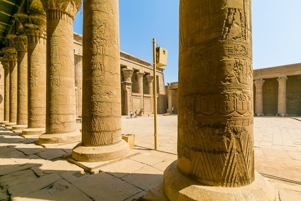 Temple d'Esna