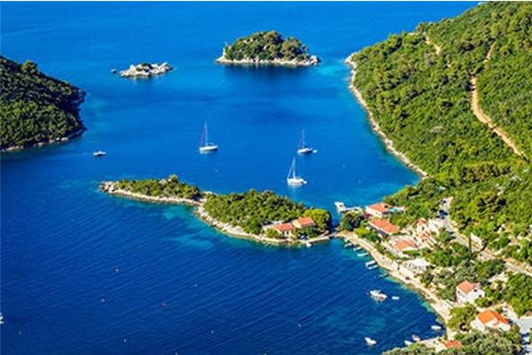 Nature - Croisière En Croatie à bord du MV Mare Blu Cabine Catégorie B Venise Italie